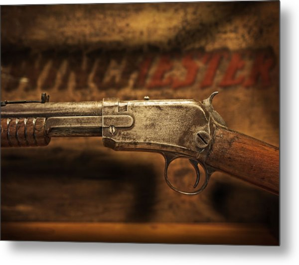 Winchester  Metal Print