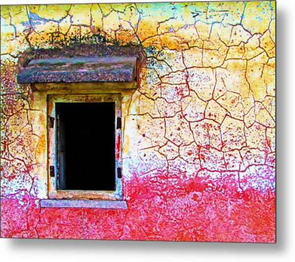 Window Of Opportunity Metal Print