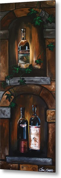I Need A Glass Of Wine Metal Print