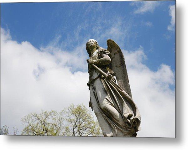 Winged Angel Metal Print