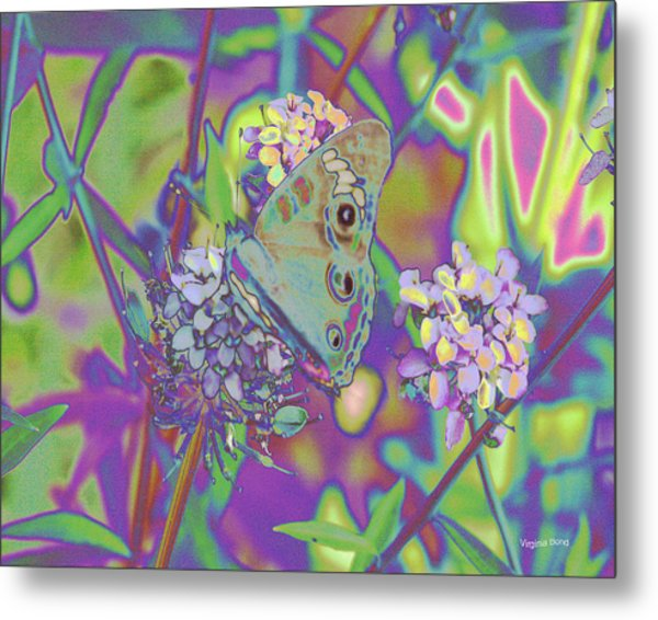 Wings Of Flight Metal Print