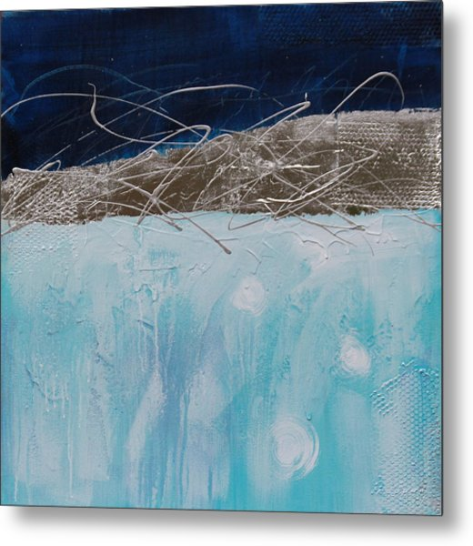 Winter Snow #3 Metal Print