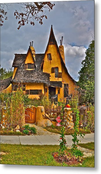 Witches House Metal Print