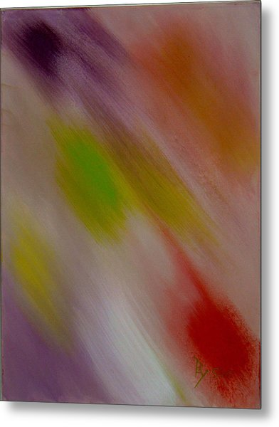 Within The Rainbow Metal Print