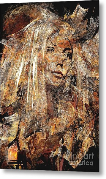 Women 383-07-13 Marucii Metal Print