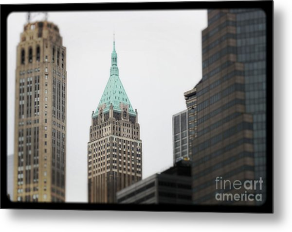 Woolworth Metal Print