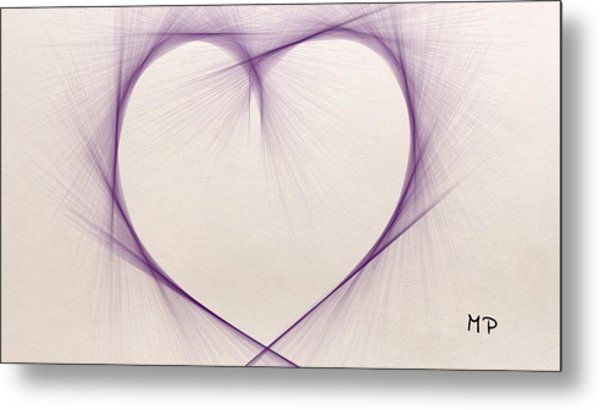 World Cancer Day Metal Print