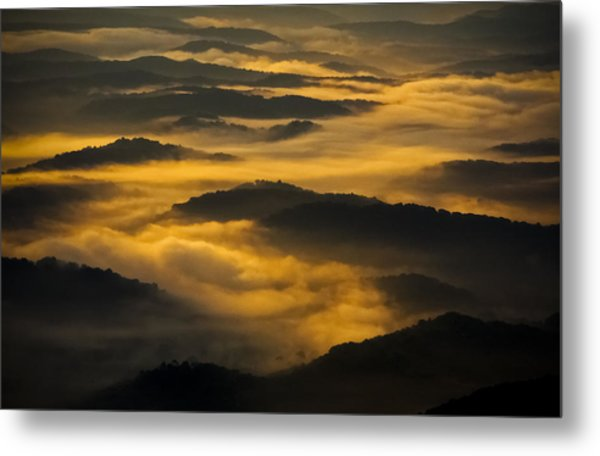 Wva Sunrise 2013 June II Metal Print