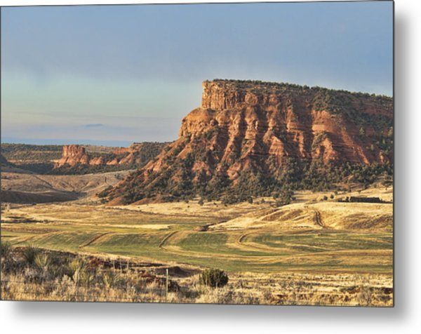 Wyoming Metal Print