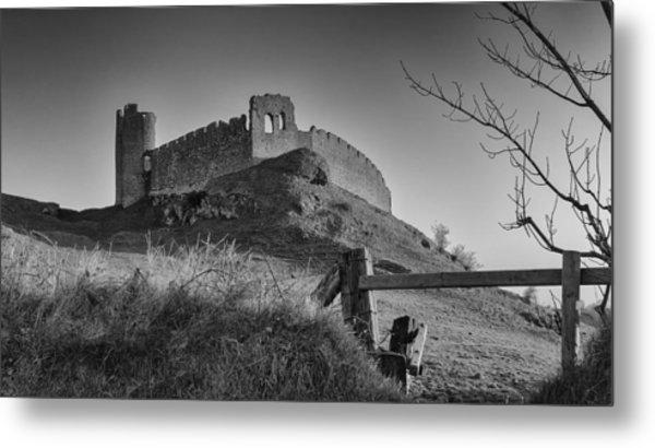 Roche Castle Metal Print by Pro Shutterblade