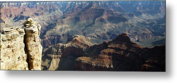 Yaki Point Grand Canyon Metal Print