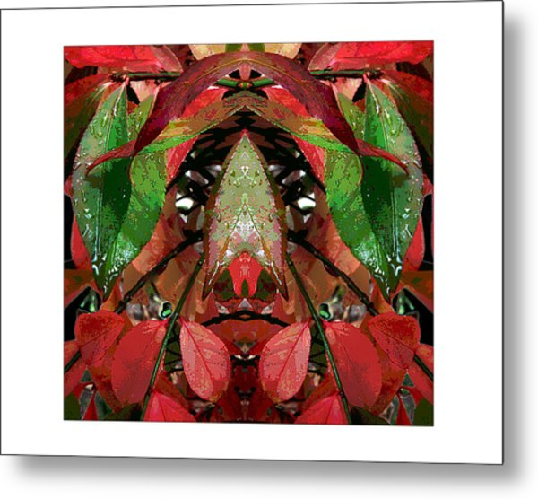 You Title It.  Depends On What  You See. Metal Print