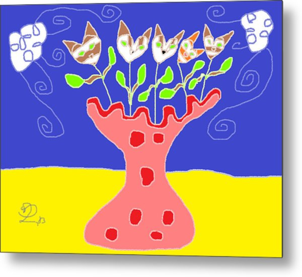 Your Sweetest Song Metal Print by Anita Dale Livaditis