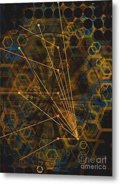 Zorg Metal Print by Jose Benavides