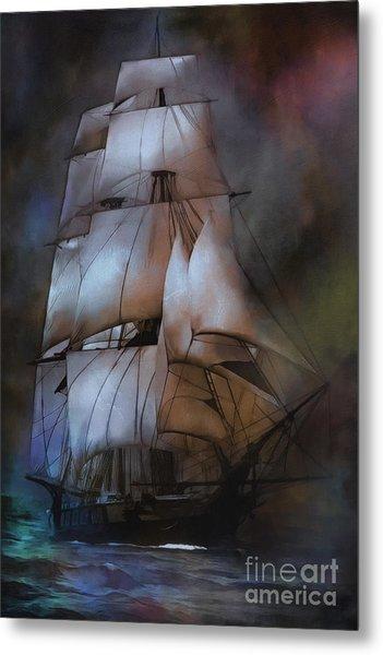 Sea Stories.... Metal Print