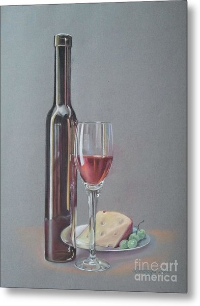 Wine Metal Print by Ahto Laadoga