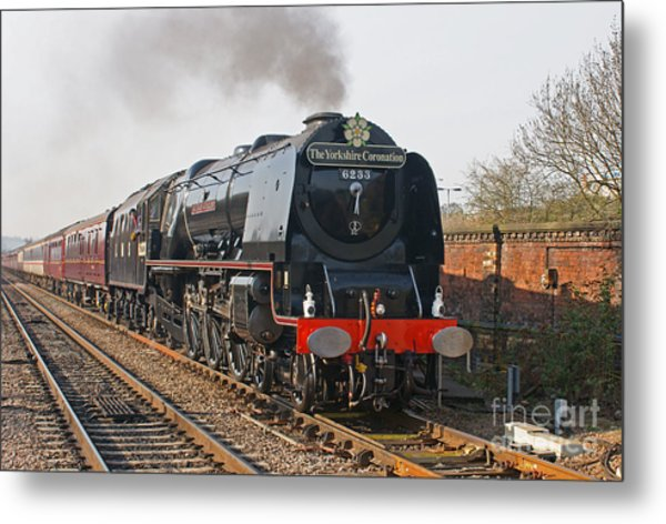 6233 Duchess Of Sutherland Metal Print