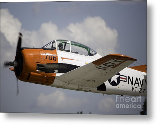 Air Show 6 Metal Print by Darcy Evans