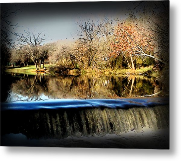 Brushy Creek II Metal Print by James Granberry