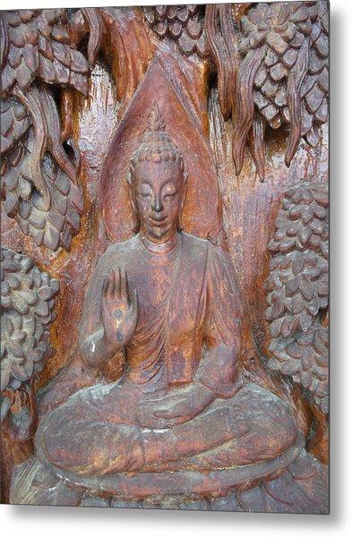 Buddha Image  Metal Print