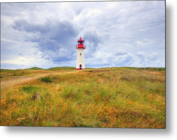 elbow - Sylt Metal Print