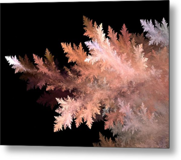 Evergreen Metal Print by Michele Caporaso