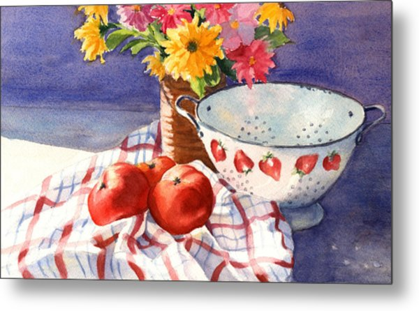 From The Farmstand Metal Print