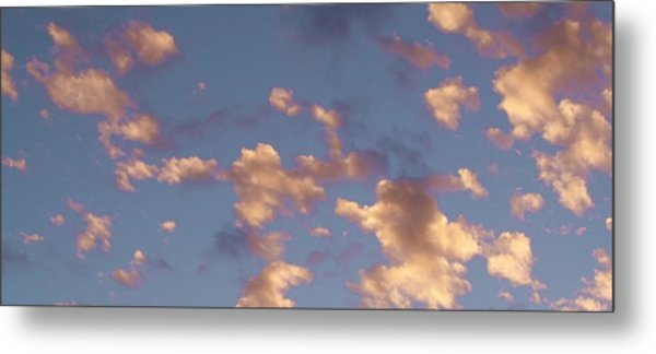 Front Porch Sunset 5 Metal Print by Dave Dresser
