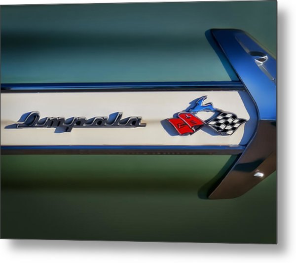 Impala Brightwork Metal Print