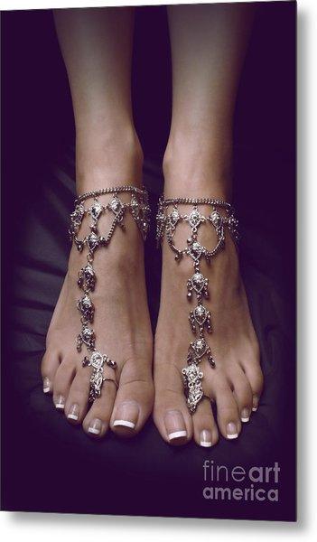 Jewels Metal Print by Tos Photos