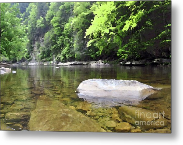 Loyalsock Creek Metal Print