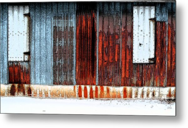 Rust R' Us Metal Print