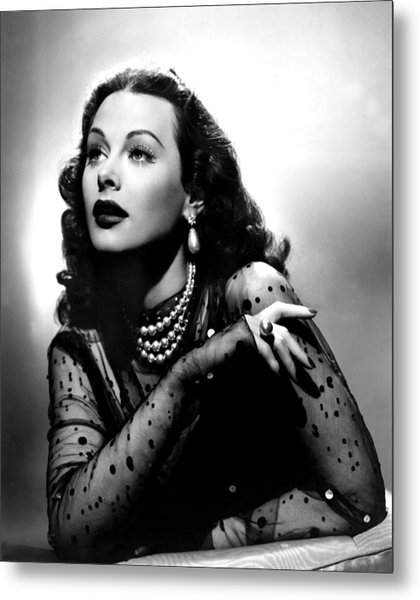 The Conspirators Hedy Lamarr 1944 Photograph By Everett