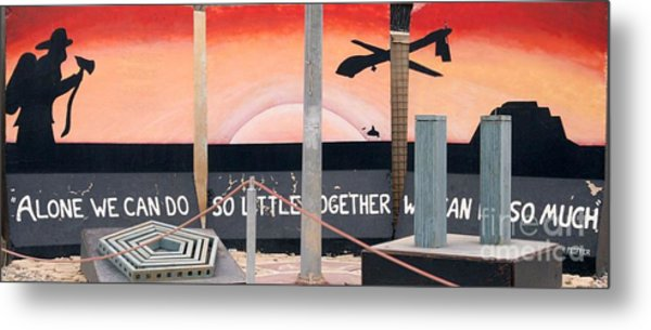 Together We Can Do So Much Metal Print by Unknown