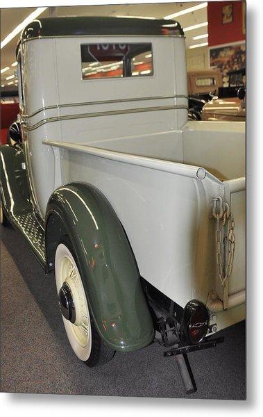 1935 Chevy Pickup Metal Print