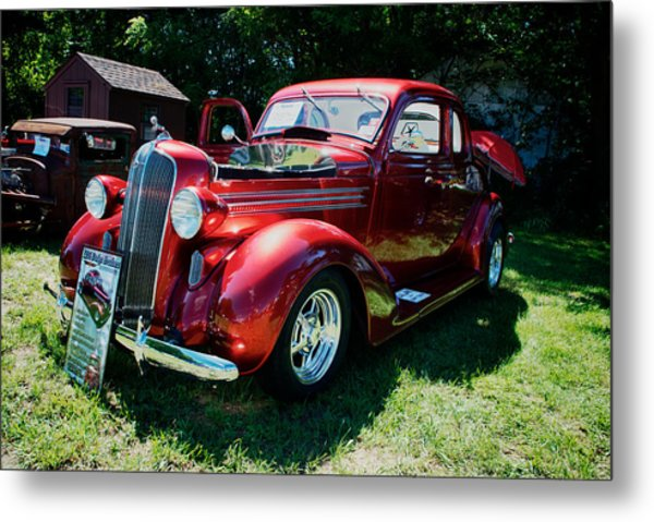1936 Dodge Metal Print by Paul Barkevich