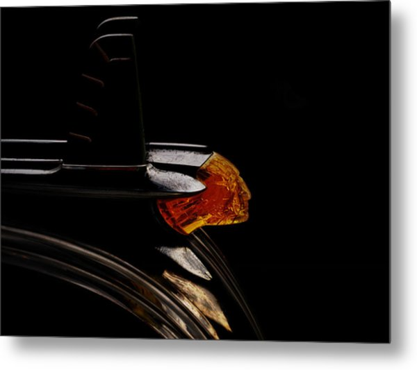 1953 Pontiac Indian Chief Metal Print