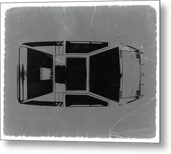 1972 Maserati Boomerang Metal Print