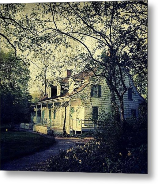 Brooklyn's Pre-colonial Homestead Metal Print