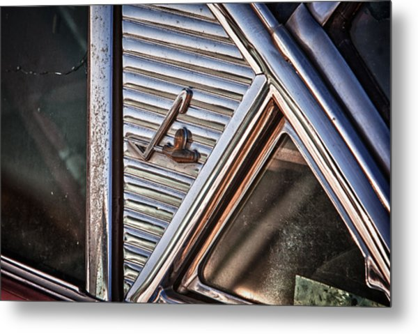 Lincoln Metal Print by Richard Steinberger
