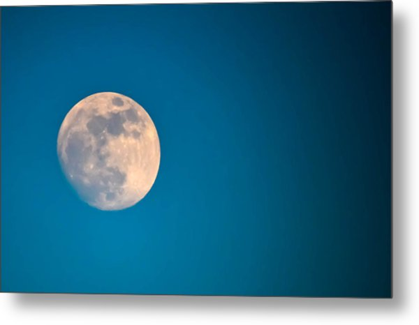 Moonscape Metal Print by Brian Stevens