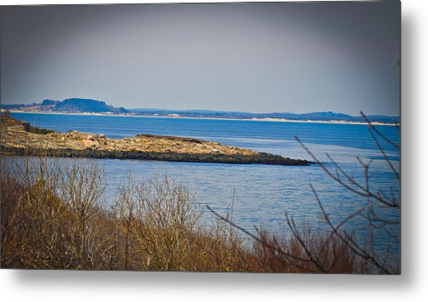 Rockport Park Metal Print by Erica McLellan