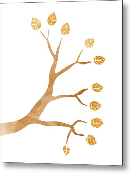 Tree Branch Metal Print