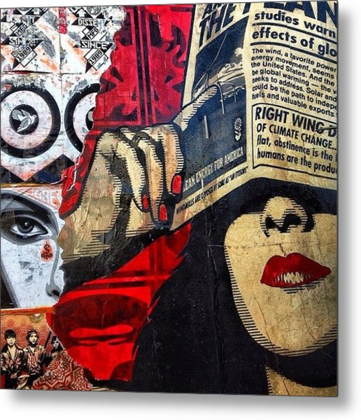 Wynwood - Miami Metal Print