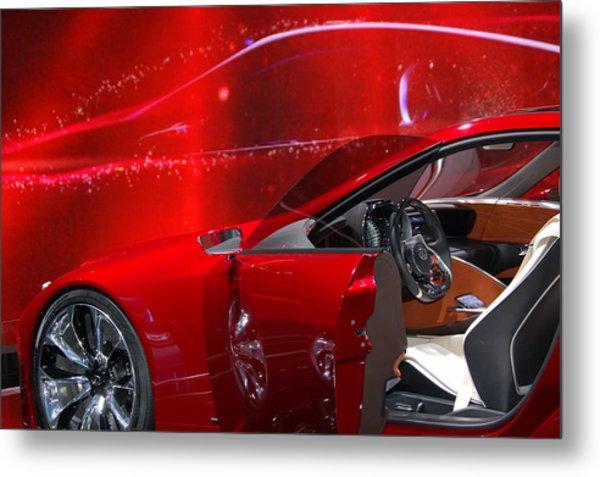 2013 Lexus L F - L C Metal Print