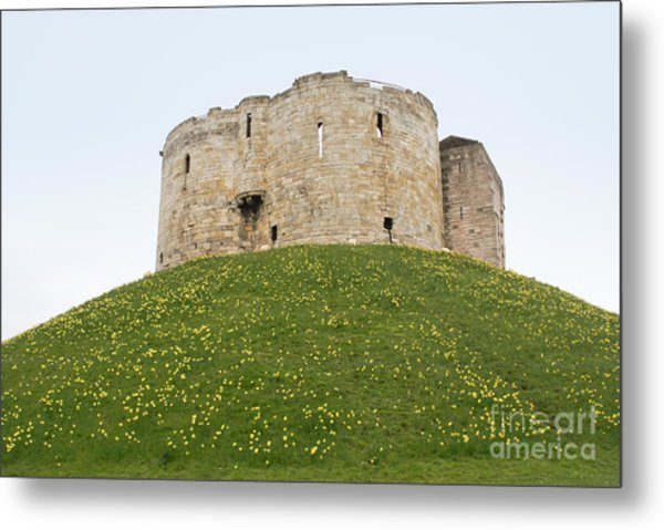 Scenes From The City Of York  Metal Print