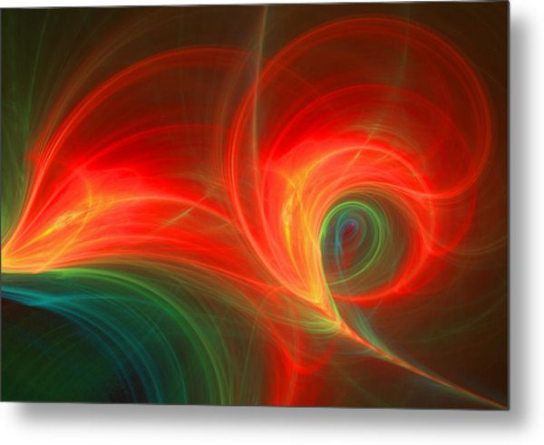 312 Metal Print by Lar Matre