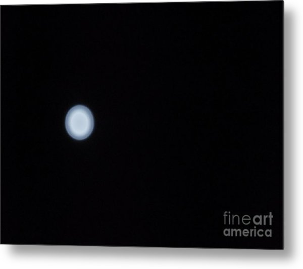 31st August Moon 2 Metal Print