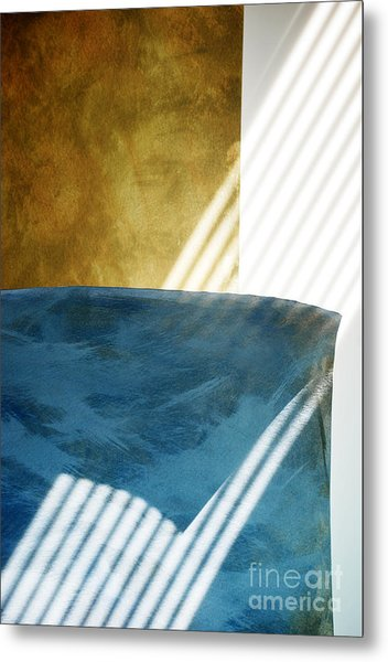 Abstract Metal Print by HD Connelly