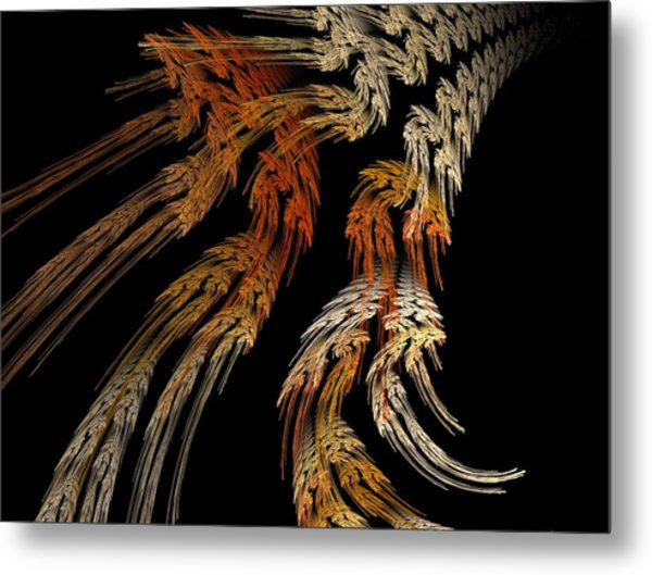Flowers Metal Print by Michele Caporaso